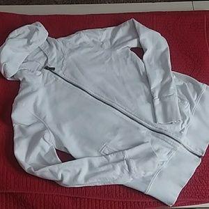 Michael Kors size small cotton white hoodie